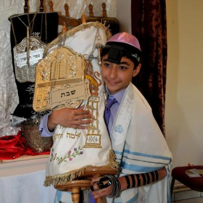 Bar Mitzvah Photos