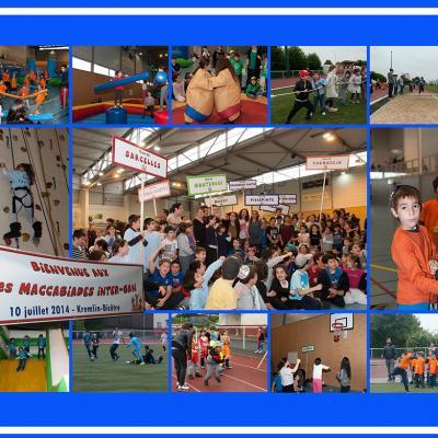 Maccabiades 2014